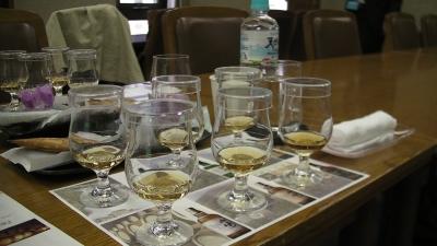 「シングルモルトウイスキーセミナー(サントリー白州蒸溜所)」体験イベントにご参加いただき、ありがとうございました。