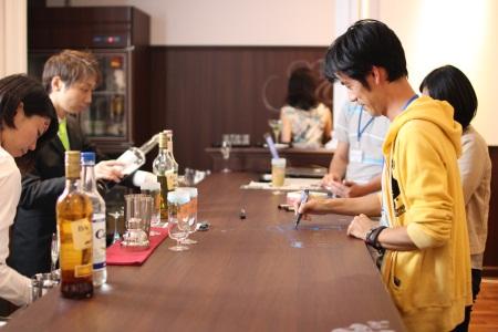 20140526_GINZA_RAKUGAKI CAFE&BAR_by_PENTEL_28