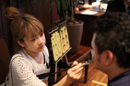 20140526_GINZA_RAKUGAKI CAFE&BAR_by_PENTEL_44