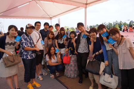 MTV JAPANアンバサダー活動報告『第1弾企画!「MTV VMAJ 2014」特別ご招待イベント』を実施いたしました。