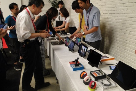 Xperia(TM) Z2 Tabletタッチ&トライ」アンバサダーミーティング Vol.4へのご参加ありがとうございました
