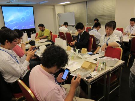 大阪開催!GALAXYアンバサダータッチ&トライイベントにご参加いただきありがとうございました!