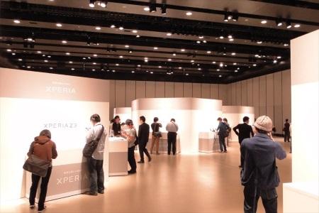 「Xperia Z3、Z3 Compactグローバルモデル タッチ&トライ」 アンバサダー・ミーティングへのご参加ありがとうございました