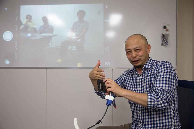 スマートフォンを中心に撮影技術を学ぶ ~ iPhonegrapher 三井公一氏を迎えて~ ブロガーレベルアップ講座 を開催しました