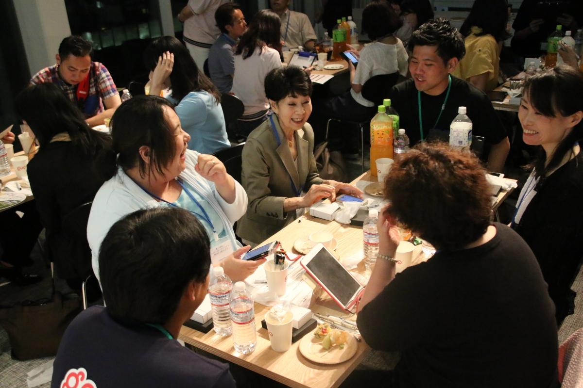 6月9日(木)、gooアンバサダー 教えて!goo QA NIGHTを開催しました。