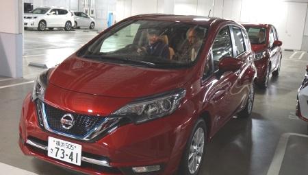 電気自動車のまったく新しいカタチ。日産特別試乗会を開催しました。