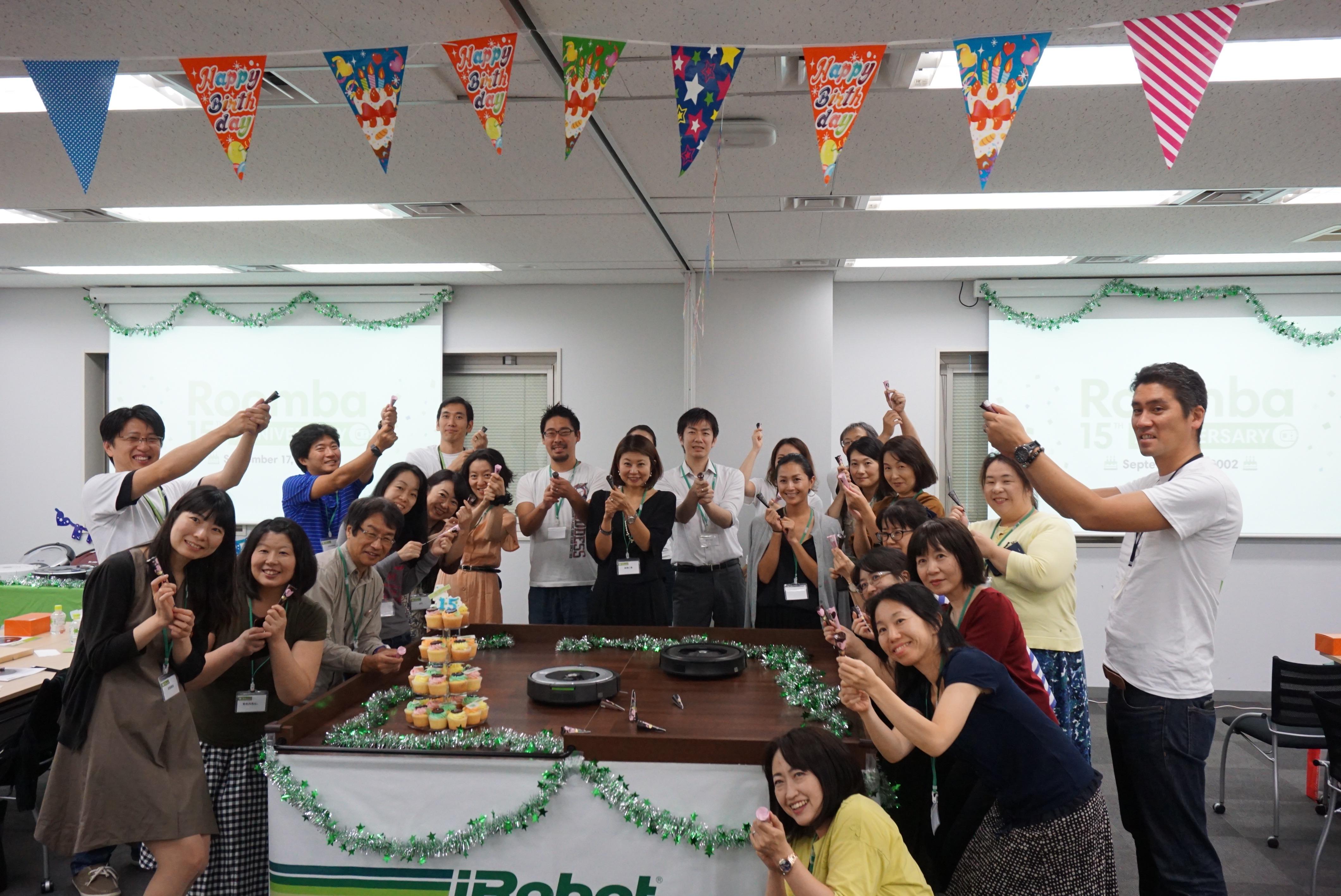 9月27日(水)アイロボット ファンプログラム ファンミーティングを開催しました。