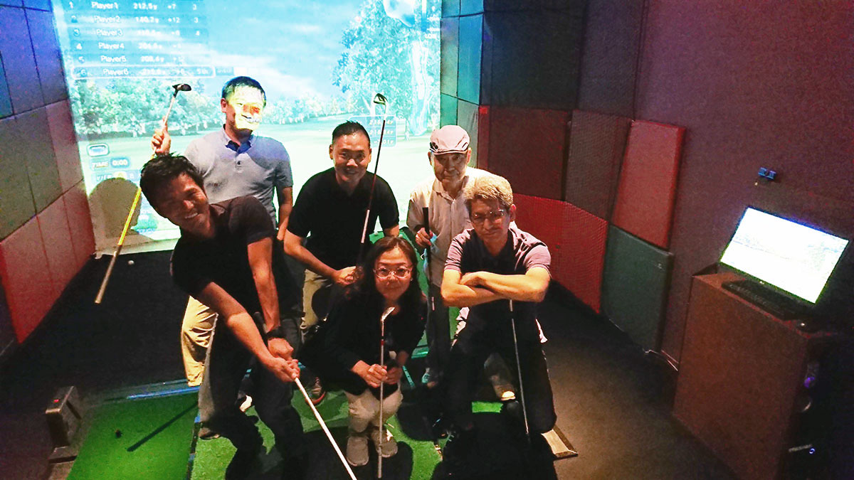 第1回「AMNゴルフ部」活動報告 〜ワンランク上の大人の遊び〜