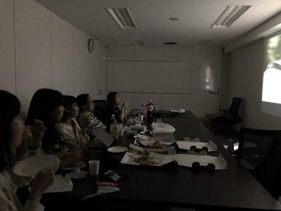 第2回「AMN映画部」活動報告 ~会議室が映画館に~